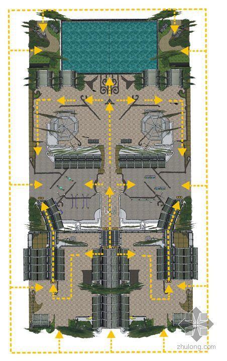 关于老龄化旧城区公共设施设计---珠海市香洲区北山杨氏大宗祠周边改建方案设计