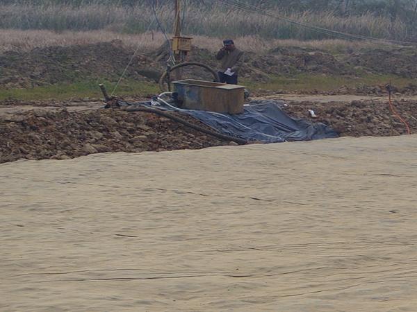 [QC]市政道路排水工程提高真空堆载排水带插设质量