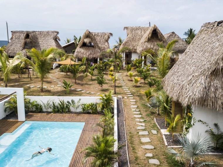 危地马拉Swell冲浪与生活度假酒店