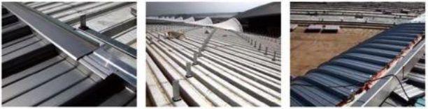 漫谈金属屋面的建筑设计应用(1)——广州新白云国际机场航站楼_12