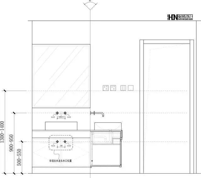 室内装修出水口预设高度及水路改造注意点