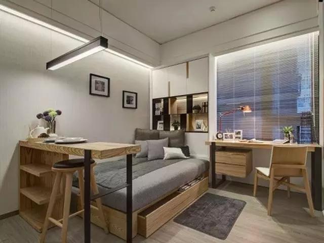 教你如何选择小户型家具?