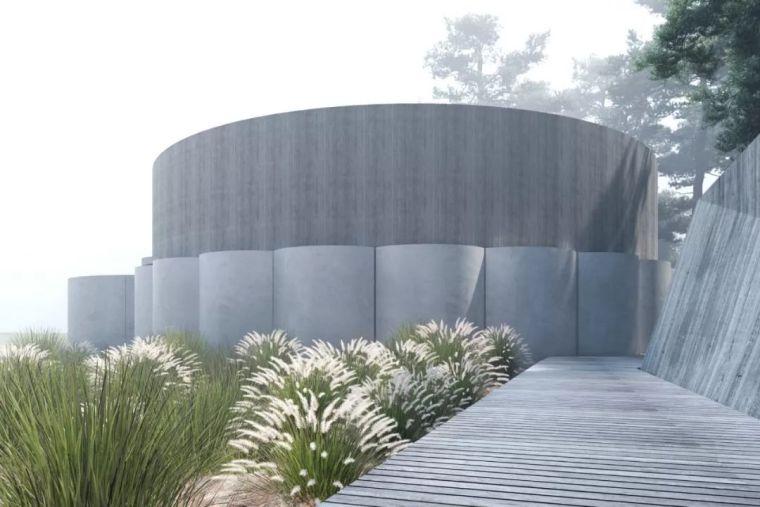 创意十足的顶级度假山庄设计,现代、自然、大气!_13