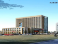 [BIM案例]東營西郊現代服務區醫院項目
