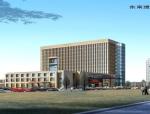 【BIM案例】东营西郊现代服务区医院项目