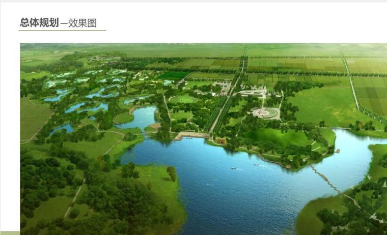 [山西]某湖区环湖公园景观设计方案文本