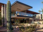生命与环境共生——Arizona沙漠住宅