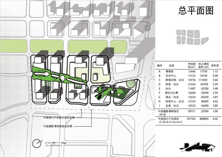 文化:中国摄影博物馆建筑设计案例分享!