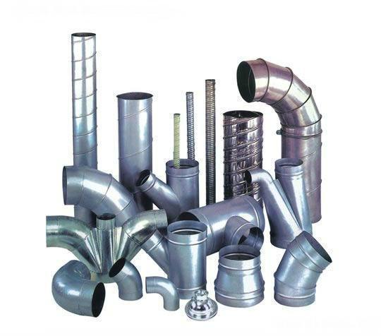 通风空调系统中常用的通风管道性能,你都了解吗?