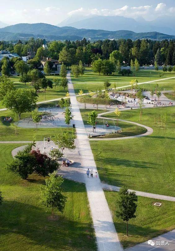 这3个公园景观,真叫人拍案叫绝!