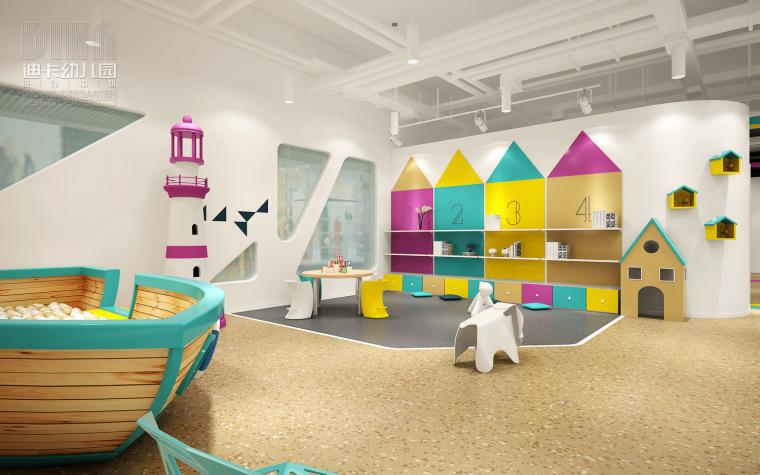 幼儿园设计主题思维非常重要——迪卡幼儿园设计