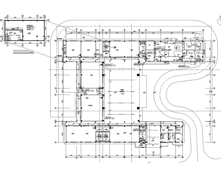 [广东]中心幼儿园电气施工图(含防雷设计大样图)最新设计