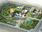 [合集]四套市级现代风格妇幼医院建筑方案文本