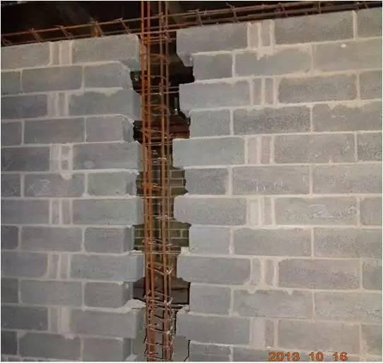 二次结构砌体构造质量控制关键点,细节决定成败!