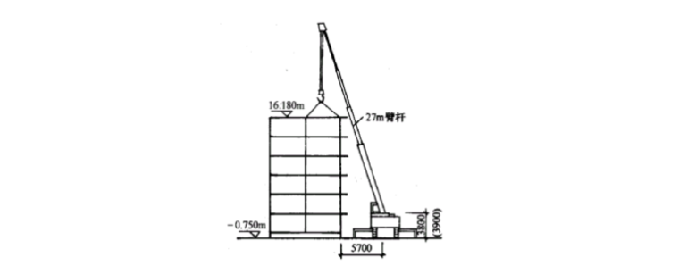 盒子结构多层住宅楼工程施工组织设计