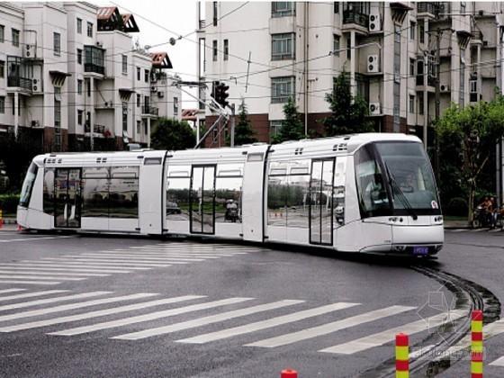 [广东]有轨电车系统正线轨道工程施工组织设计163页(路桥轨道 绿化排水)