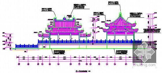 [广东]2015年寺庙建筑及安装工程预算书(附施工图纸软件应用)-图11