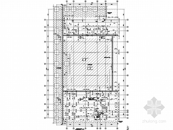 [河南]20层部分框支剪力墙结构旧村改造综合楼结构施工图