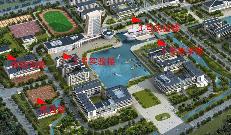 [山东]大学学院迁建项目工程绿色施工总结汇报(59页,附图丰富)