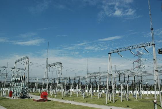 洪明500千伏变电站施工项目部汇报材料
