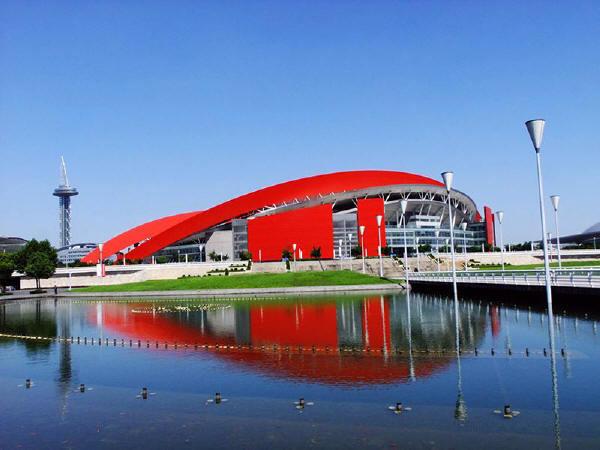 南京奥体施工组织设计
