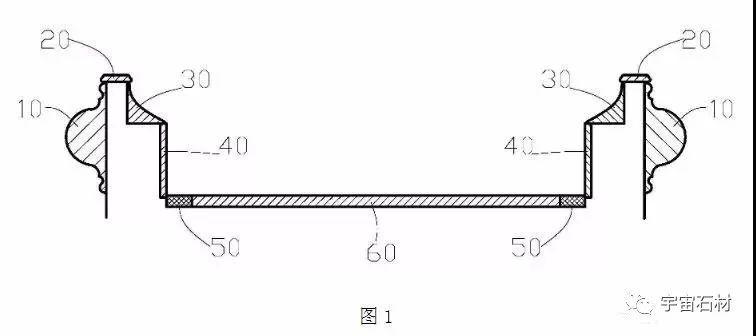 旋转楼梯石材饰面三维定位装饰施工方法