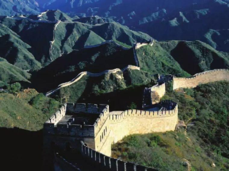 世界各国的城墙
