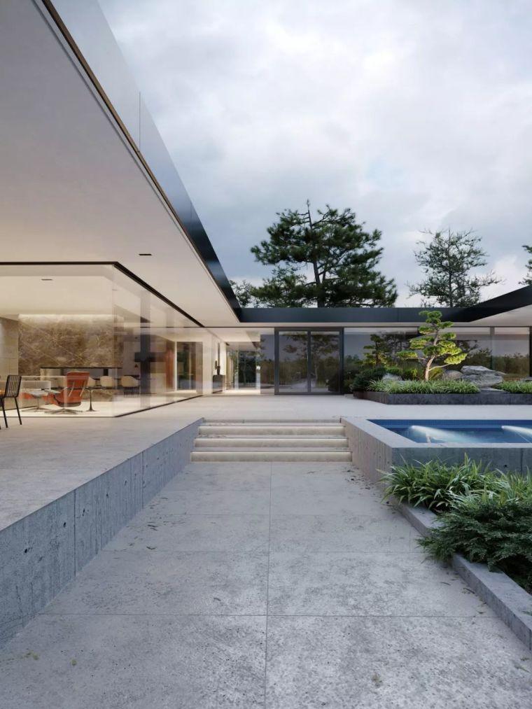 国外的超级别墅这样打造,美得令人沉思!_7