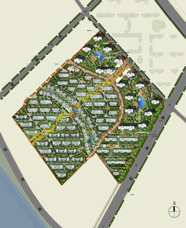 [北京]高层新古典主义塔式住宅及英式别墅(300多页PDF)_4