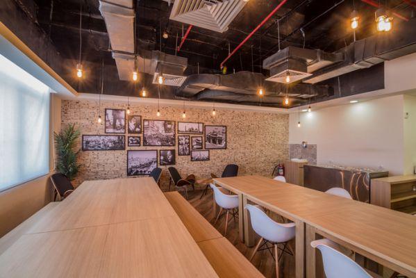 对上海办公室装修中差异性的了解 - 上海后街印象装潢设计 - 后街印象的博客