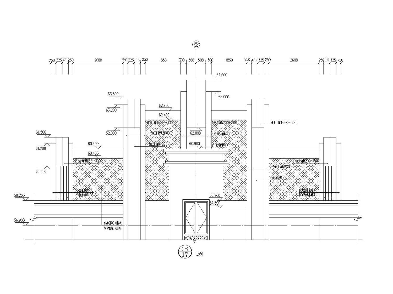 [宁夏]银川市金溪里30层小区建筑150张全套施工图(建筑、结构、水暖电应有尽有)_2