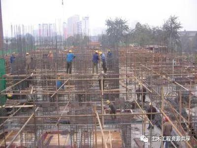 建筑施工黄金法则30条