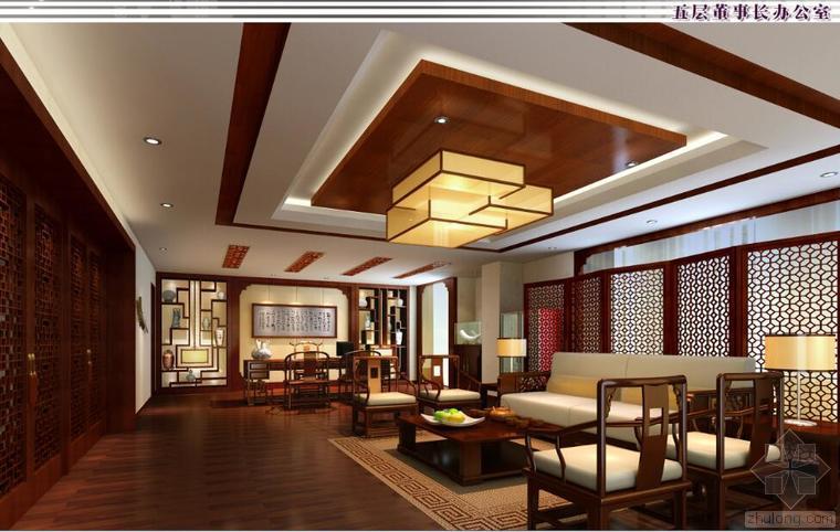 室内设计家装工装施工图及设计方案精品汇总_19