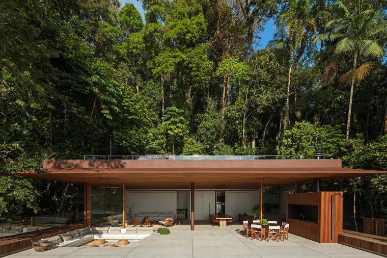 巴西RLW别墅