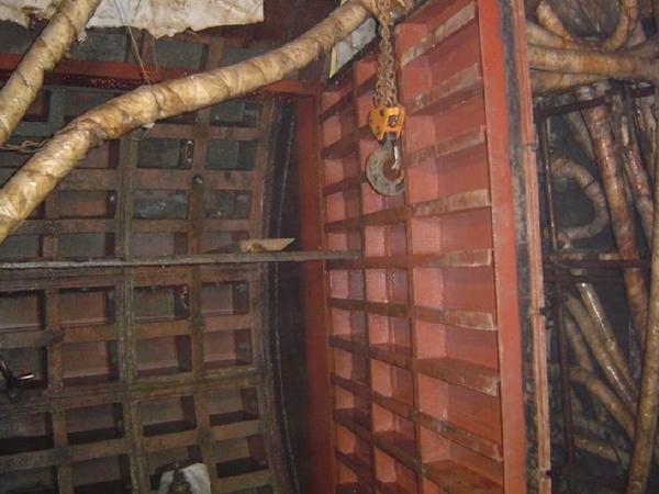 地层冻结法在地铁联络通道施工中应用