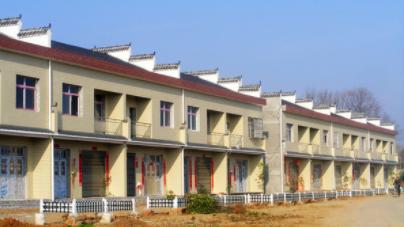 丈八街道东府村住宅小区给排水暖通施工方案