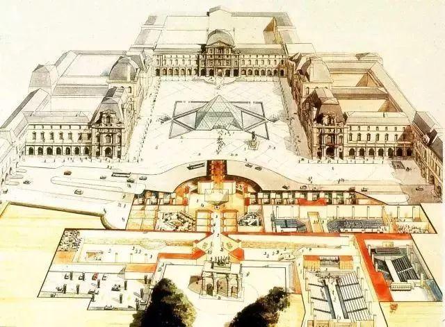 致敬贝聿铭:世界上最会用「三角形」的建筑大师_32