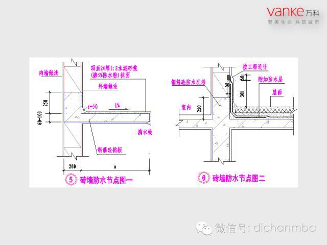 万科房地产施工图设计指导解读(含建筑、结构、地下人防等)_13