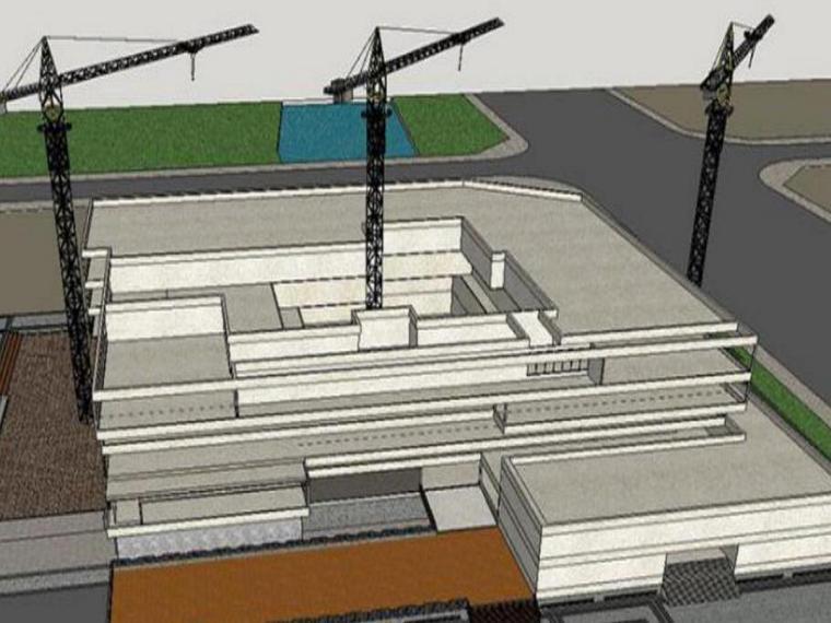 施工总承包BIM技术实施方案