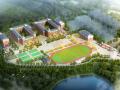 [贵州]瓮安县江界河中小学建设项目方案设计(51个教学班)