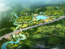 [贵州]铁汉生态-麻线河流域治理及两岸景观设计文本(154页)