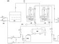 100T纯水系统工艺流程图(CAD)