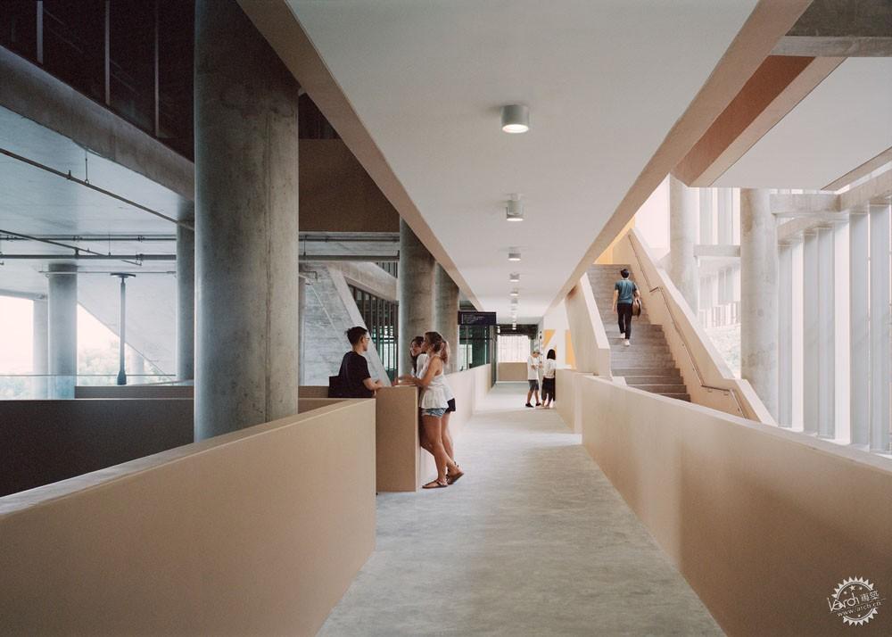 净能耗为零的开放建筑,为节能设计提供全新思路_9