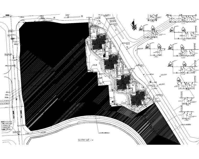 龙湖·礼嘉项目三期2组团给排水设计全套图纸(含市政供水与加压供水)