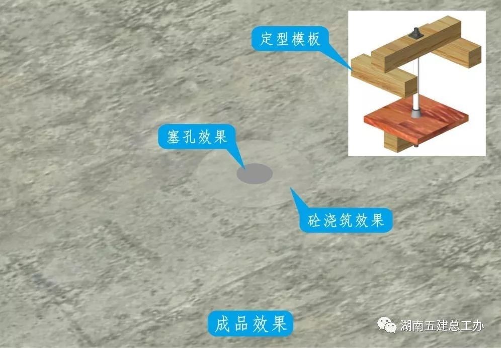 构造柱、楼板施工洞、外墙孔洞修补施工工艺_20