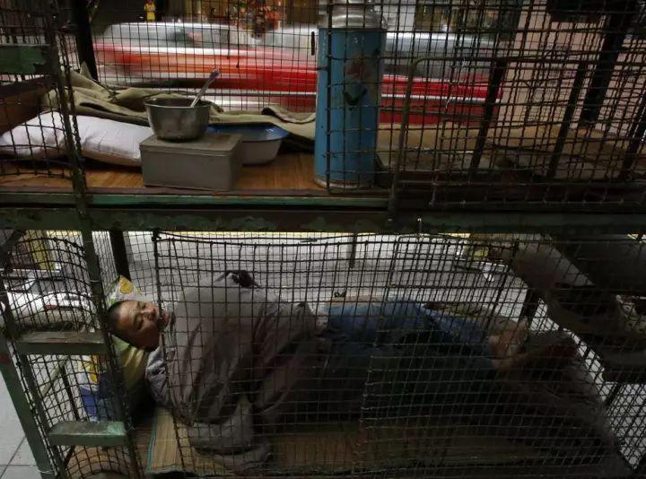 """没见过香港的""""棺材房""""都不知道我们住得多幸福_28"""