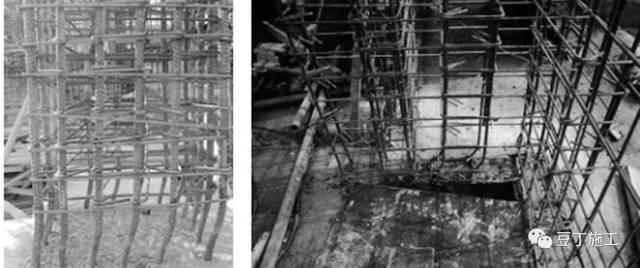 建筑施工过程中,如何避免钢筋位移、保护层漏筋?