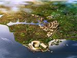 【山东】高速越野国际度假村规划景观设计文本JPG (62页)