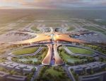 全球最大!北京新机场!