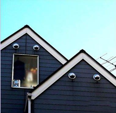 建筑表情大赏,萌萌哒房子_32